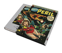 Image: Pre-Code Classics: Operation Peril Vol. 02 HC  (slipcase edition) - PS Artbooks