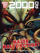 Image: 2000 A.D. Prog #2160 - Rebellion / 2000AD