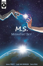 Image: Midnight Sky #4 (cover B - Van Domelen Et) - Scout Comics
