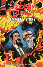 Image: Stabbity Bunny: Emmet's Story #1 (cover A) - Scout Comics