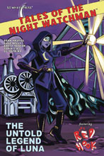 Image: Tales of the Night Watchman: Red Hook Untold Legend Luna  (Pearson cover) - So What? Press