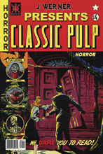 Image: Classic Pulp: Horror  - Source Point Press