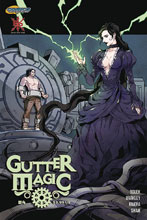 Image: Gutter Magic #4 - Source Point Press