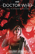 Image: Doctor Who: The 13th Doctor Holiday Special #2 (cover A - Caranfa) - Titan Comics
