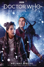 Image: Doctor Who: The 13th Doctor Holiday Special #2 (cover B - Photo) - Titan Comics