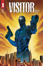 Image: Visitor #1 (cover A - Pinna) - Valiant Entertainment LLC