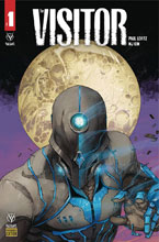 Image: Visitor #1-4 Pre-Order Variant Cover Bundle  - Valiant Entertainment LLC