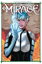 Image: Doctor Mirage #5 (cover C - Aneke) - Valiant Entertainment LLC