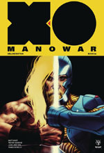 Image: X-O Manowar  [2017] Matt Kindt Deluxe Vol. 02 HC - Valiant Entertainment LLC