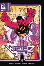 Image: Wasted Space #12 - Vault Comics