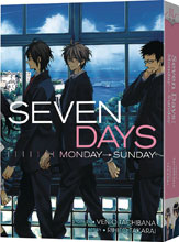 Image: Seven Days Monday - Sunday Complete GN  - Sublime