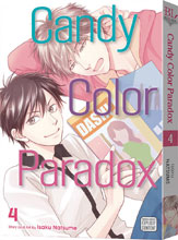 Image: Candy Color Paradox Vol. 04 GN  - Sublime