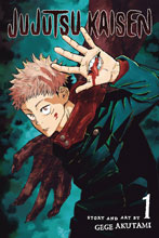 Image: Jujutsu Kaisen Vol. 01 GN  - Viz Media LLC