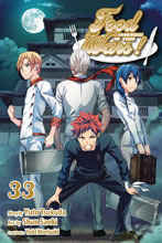 Image: Food Wars!: Shokugeki No Soma Vol. 33 GN  - Viz Media LLC