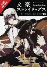Image: Bungo Stray Dogs Vol. 13 GN  - Yen Press
