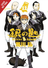 Image: Silver Spoon Vol. 12 SC  - Yen Press