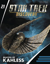 Image: Star Trek Discovery Figure Magazine #21 (Beacon of Kahless) - Eaglemoss Publications Ltd