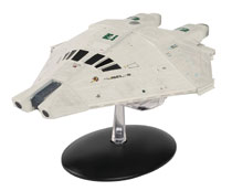Image: Alien Predator Figure Ship #4 (Narcissus) - Eaglemoss Publications Ltd