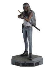 Image: Walking Dead Collector's Model: Michonne  - Eaglemoss Publications Ltd