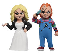 Image: Toony Terrors Action Figure: Bride of Chucky 2-Pack  (6-inch) - Neca