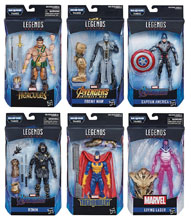 Image: Avengers 4 Legends Action Figure Assortment 201901  (6-inch) - Hasbro Toy Group