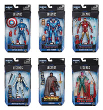 Image: Avengers 4 Legends Action Figure Assortment 201903  (6-inch) - Hasbro Toy Group