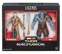 Image: Marvel Legends 80th Ann Grandmaster/Korg Action Figure Set Case  (6-inch) - Hasbro Toy Group