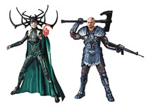 Image: Marvel Legends 80th Ann Skurge/Hela Action Figure Set Case  (6-inch) - Hasbro Toy Group