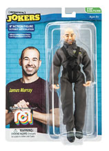 Image: Mego Pop Culture Wave 5 Action Figure: Impractical Jokers - Murr  (8-inch) - Mego Corporation