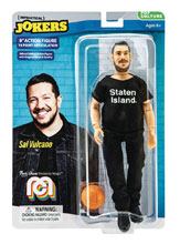 Image: Mego Pop Culture Wave 5 Action Figure: Impractical Jokers - Sal  (8-inch) - Mego Corporation