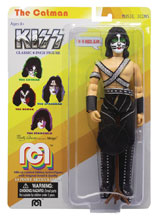 Image: Mego Music Wave 7 Action Figure: Kiss Love Gun - Catman  (8-inch) - Mego Corporation