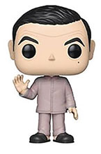 Image: Pop! Vinyl Figure: Mr. Bean Pajamas  - Funko