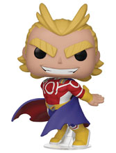 Image: Pop! Animation Vinyl Figure: My Hero Academia - All Might Golden Age  - Funko