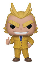 Image: Pop! Animation Vinyl Figure: My Hero Academia - Teacher All Might  - Funko