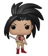 Image: Pop! Animation Vinyl Figure: My Hero Academia - Yaoyorozu  - Funko