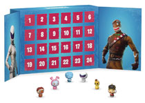 Image: Pint Sized Heroes Fortnite 2019 Advent Calendar  - Funko