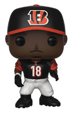 Image: Pop! NFL Legends Vinyl Figure: Bengals - A. J. Green  - Funko