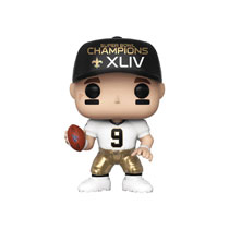 Image: Pop! NFL Vinyl Figure: Saints - Drew Brees  (SB Champsions XLV) - Funko
