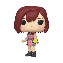 Image: Pop! Disney: Kingdom Hearts 3 S2 Vinyl Figure - Kairi  (w/Hood) - Funko