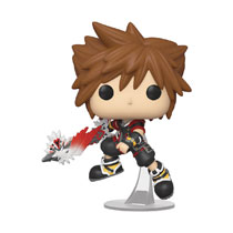 Image: Pop! Disney: Kingdom Hearts 3 S2 Vinyl Figure - Sora  (w/Ultimate Weapon) - Funko
