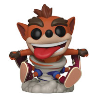 Image: Pop! Games Vinyl Figure: Crash Bandicoot S3 - Crash  - Funko