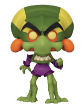 Image: Pop! Games Vinyl Figure: Crash Bandicoot S3 - Nitros Oxide  - Funko