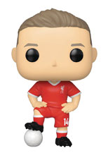 Image: Pop! Premiere League Football Vinyl Figure: Liverpool - Jordan Henderson  - Funko