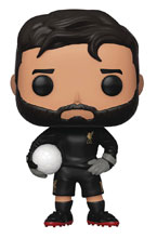 Image: Pop! Premiere League Football Vinyl Figure: Liverpool - Alisson Becker  - Funko
