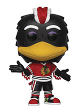 Image: Pop! NHL Mascots Vinyl Figure: Blackhawks - Tommy Hawk  - Funko