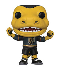 Image: Pop! NHL Mascots Vinyl Figure: Golden Knights - Chance Gila Monster  - Funko