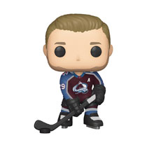 Image: Pop! NHL Vinyl Figure: Avalanche - Nathan Mackinnon  (Home Jersey) - Funko