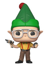 Image: Pop! TV Vinyl Figure: The Office - Dwight as Elf  - Funko