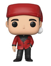 Image: Pop! TV Vinyl Figure: The Office - Michael as Santa Bond  - Funko
