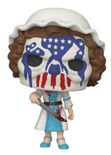 Image: Pop! Movies Vinyl Figure: Purge - Betsy Ross  - Funko
